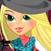Breezy In Scarves  - Online Dress Up Games