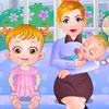 Baby Hazel Sibling Trouble  - Baby Hazel Management Games
