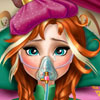 Anna Frozen Flu Doctor  - New Doctor Games