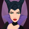 Angelina Maleficent - Maleficent Makeover Games