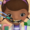 Doc McStuffins At The Dentist - Online Dentist Games