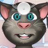 Talking Tom Eye Care - Talking Tom Games