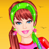 Barbie Picnic Princess  - Online Barbie Dress Up Games