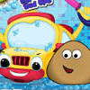 Pou Car Wash - Online Simulation Games