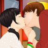 After School Kiss - Couple Dress Up Games