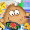 Pou Real Cooking - Fun Cooking Games