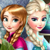 Frozen Fashion Rivals  - Frozen Skill Games