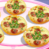 Mini Pizzas - Fun Cooking Games