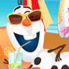 Olaf Summer Vacation  - Fun Management Games