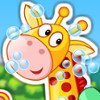 Cute Giraffe Care  - Online Animal Care Games