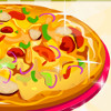 Ratatouille Pizza - Pizza Cooking Games