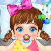 Frozen Baby Care - Frozen Management Games