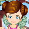 Charming Forest Fairy - Fairy Dress Up Games