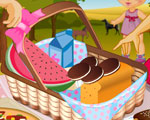 You Pick Picnic - Online Decoration Games
