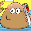 Pou Eye Doctor - Eye Doctor Games