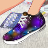 DIY Galaxy Shoes  - Decoration Games For Girls