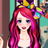Emo Girl  - Emo Girl Dress Up Games