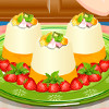 Yummy Panna Cotta - Online Cooking Games