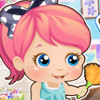 Baby Alice Fun Cleaning - Online Clean Up Games