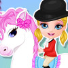 Baby Barbie Pony Present  - New Simulation Games