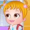 Baby Hazel School Hygiene - Baby Hazel Simulation Games