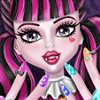Monster Nails Spa   - Nail Spa Games
