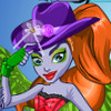 Avea Trotter Funky Dress Up - Monster High Dress Up Games