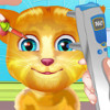 Talking Ginger Eye Doctor  - Talking Ginger Games