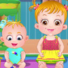Baby Hazel Sibling Care  - Free Baby Care Games