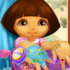 Dora Nails Spa - Nail Spa Games For Girls