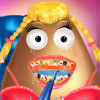 Pou Girl Dentist - Free Dentist Games