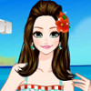 Vintage Beach Hair Salon - Online Makeover Games