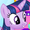 Twilight Sparkle Makeover - Online Animal Caring Games