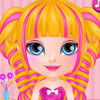 Baby Barbie Manga Haircuts - Barbie Hair Games