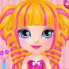 Baby Barbie Manga Haircuts - Barbie Hair Games