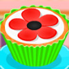 Sweet Poppy Cupcakes - Cupcake Cooking Games