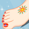 Pretty Pedicure Design 2 - Nail Design Games