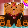 Yorkie Cake  - Cake Decoration Games