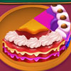 Frozen Christmas Cake - Cake Decoration Games