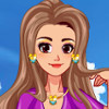Holiday Photo Album - Dress Up Games For Girls