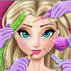 Elsa Real Cosmetics - Online Facial Beauty Games