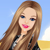 Motorcycle Girl - Online Dress Up Games