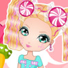 Peppermint Pose  - Doll Dress Up Games