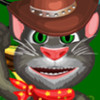 Talking Tom's Adventure  - Online Skill Games