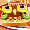 Cute Baby Food Plating  - Food Decoration Games