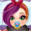 Cute O'Hair Babies - Baby Games For Girls