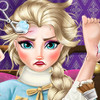 Elsa Hospital Recovery - Free Doctor Games Online