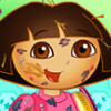 Messy Dora - Dora Skill Games