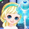 Elsa's New Staff - Free Decoration Games