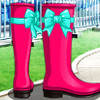 DIY Stylish Rain Boots - Design Games For Girls